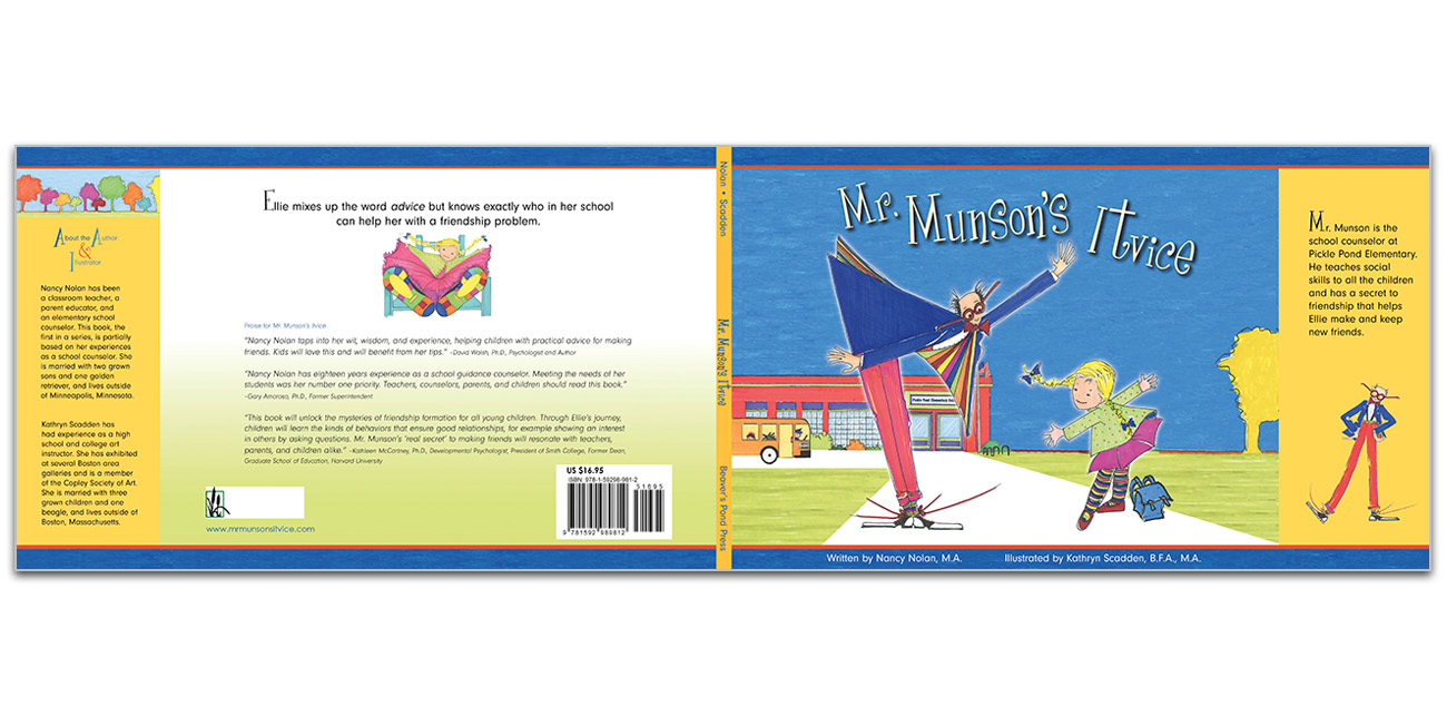 Book Design: Mr. Munson's ITvice