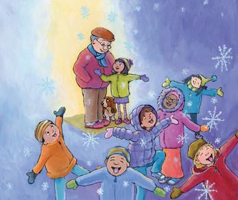 """Snowflakes"" from St Paul Winter Carnival Wonders"