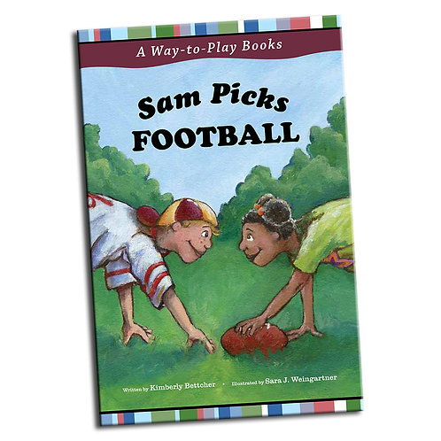 Sam Picks Football