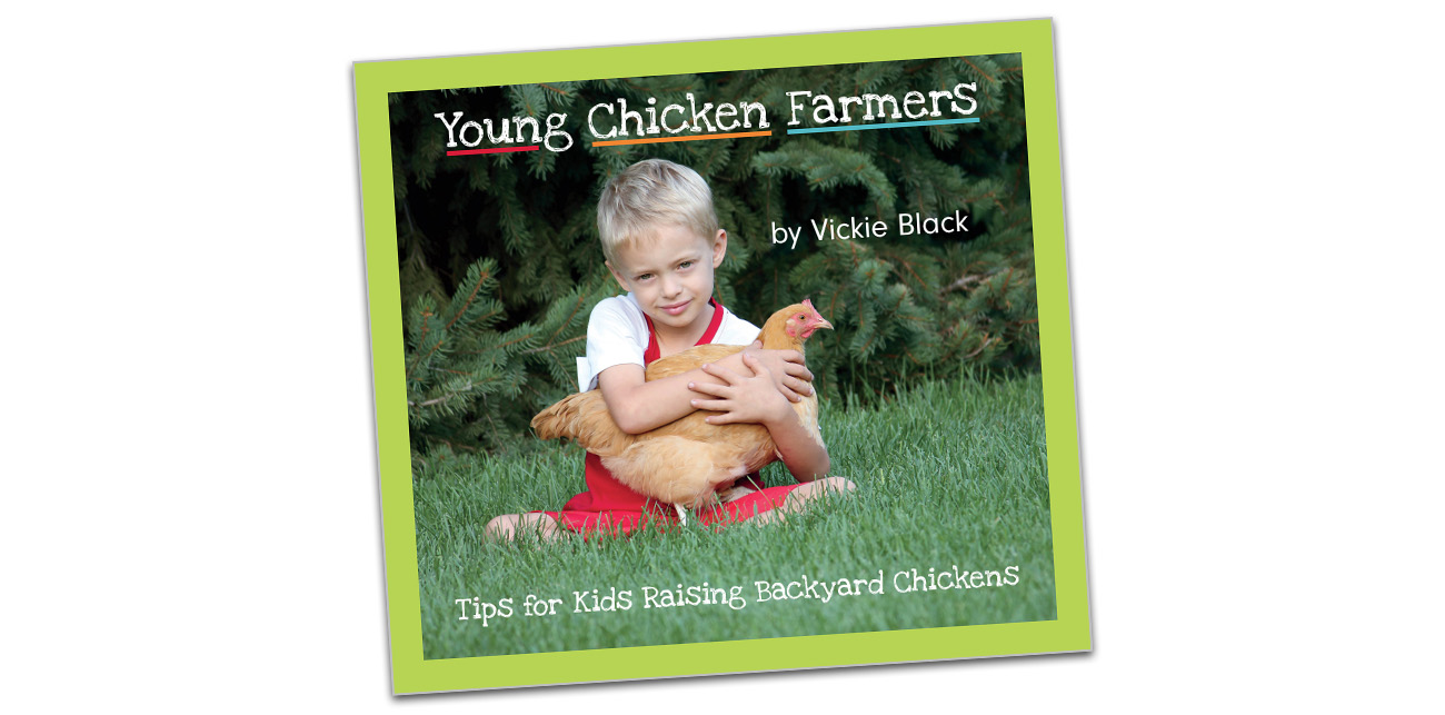 Book Design: Young Chicken Farmers