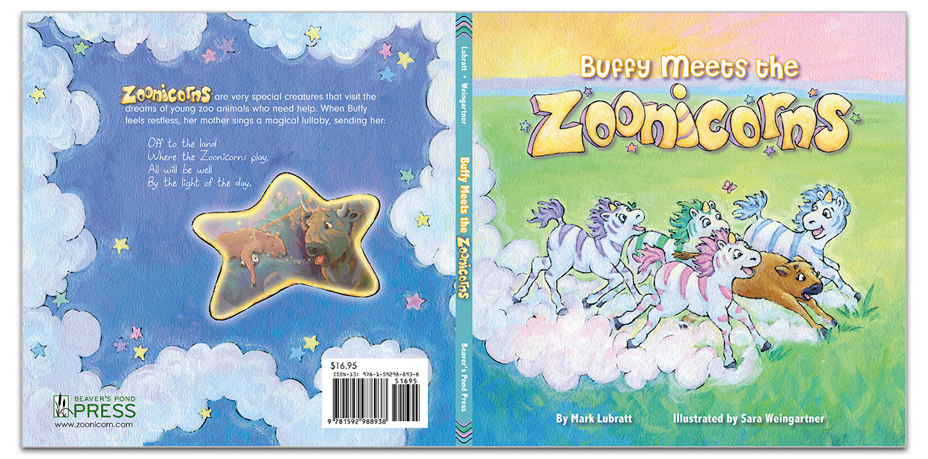 Book Design/Illustration: Zoonicorns