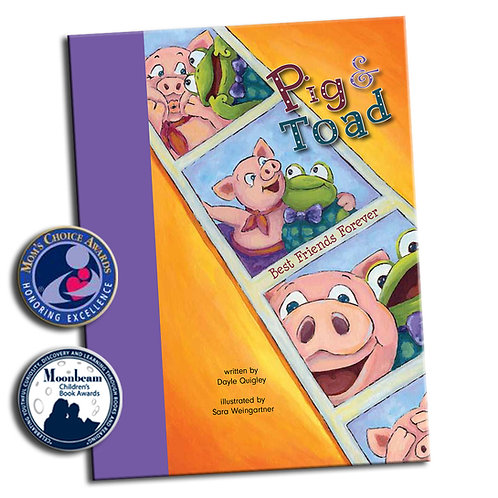 Pig & Toad: Best Friends Forever
