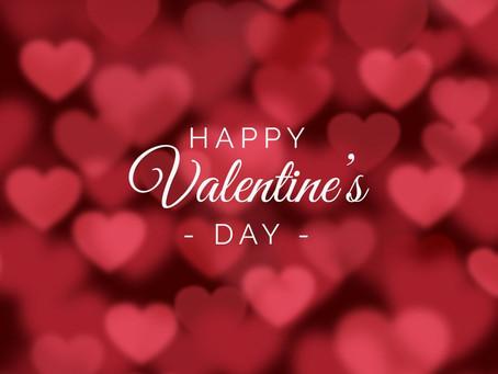 Ein exklusives Kissen zum Valentinstag!