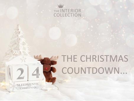 Der Countdown bis Weihnachten