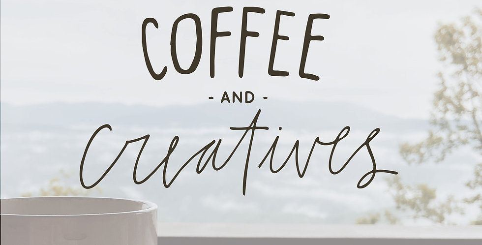 Coffee and Creatives - Abstract Art
