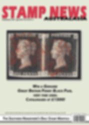 Stamp News Australasia Magazine 6604 Apr