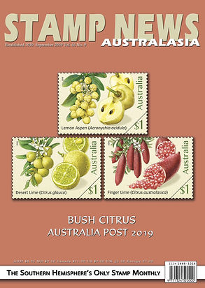 Stamp News Australasia Magazine 6609 Sep