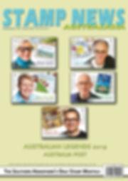 Stamp News Australasia Magazine 6603 Mar