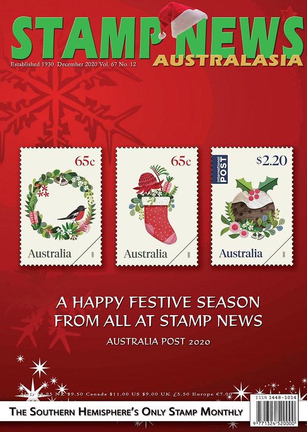 Stamp News Australasia Magazine 6712 Dec