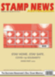Stamp News Australasia Magazine 6705 May