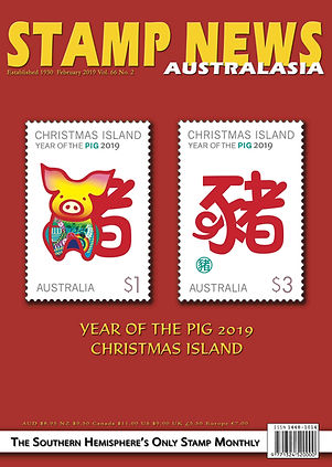 Stamp News Australasia Magazine 6602 Feb
