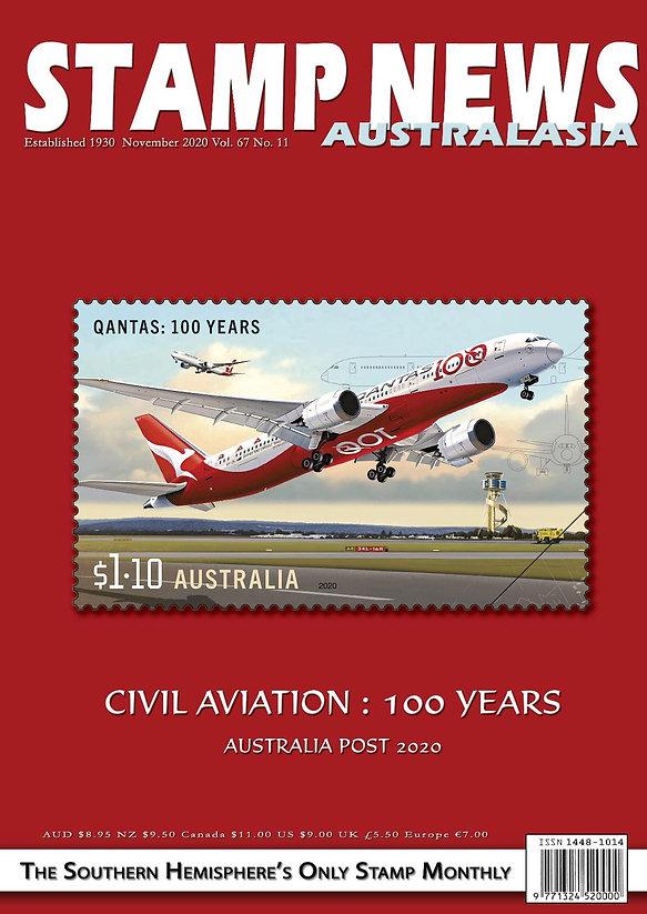 Stamp News Australasia Magazine 6711 Nov