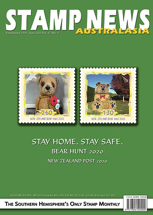 Stamp News Australasia Magazine 6706 Jun