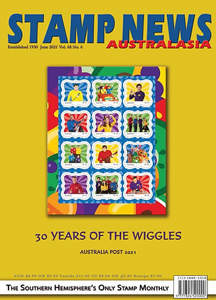 Stamp News Australasia Magazine 6806 Jun