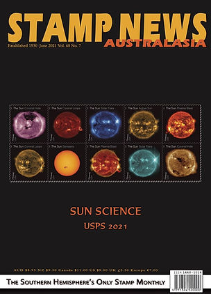 Stamp News Australasia Magazine 6807 Jul