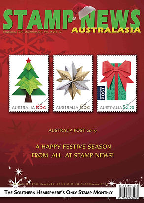 Stamp News Australasia Magazine 6612 Dec
