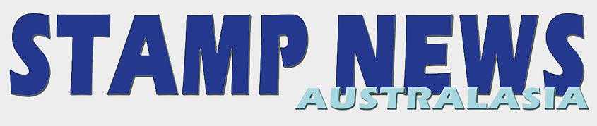 Stamp News Australasia Magazine Logo