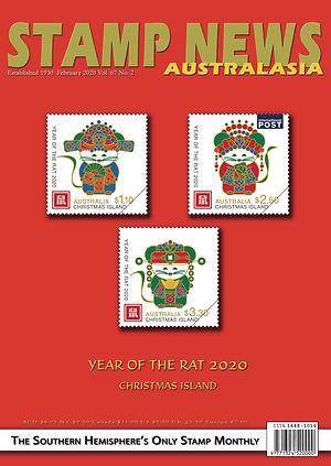 Stamp News Australasia Magazine 6702 Feb