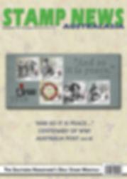 Stamp News Australasia Magazine 6511 Nov