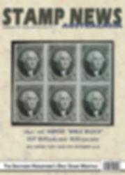 Stamp News Australasia Magazine 6510 Oct