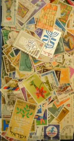 500 DIFF. OLD ISRAEL
