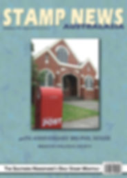 Stamp News Australasia Magazine 6508 Aug