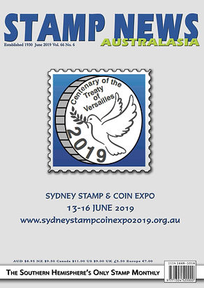 Stamp News Australasia Magazine 6606 Jun