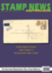 Stamp News Australasia Magazine 6701 Jan
