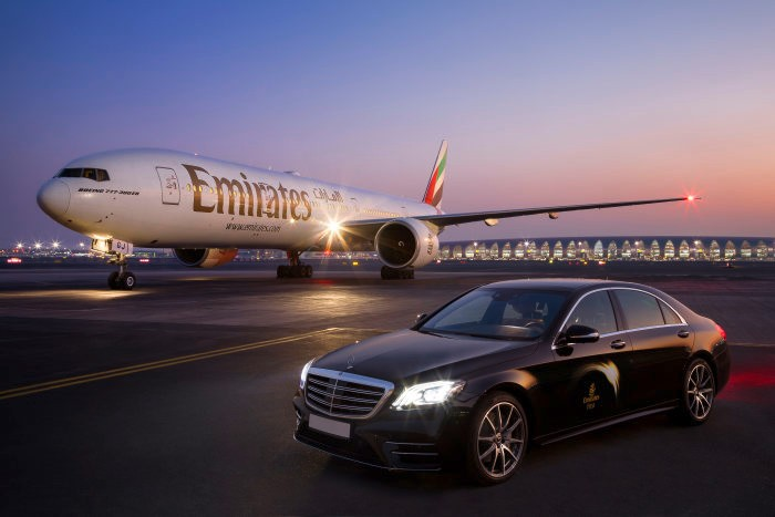 D457718-International-brand-cooperation-between-Mercedes-Benz-and-Emirates-Airline-Fly-Emirates-Firs