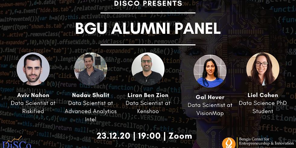 Disco Presents: Alumni Panel