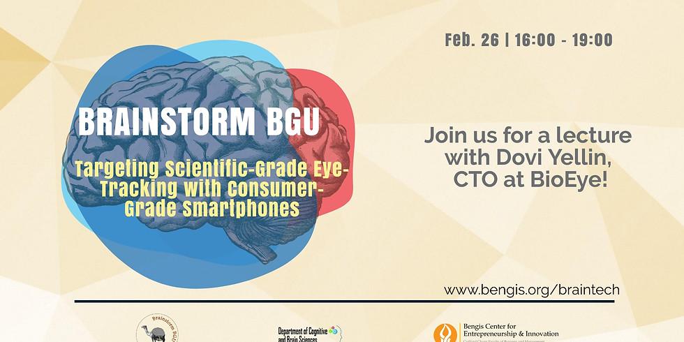 Brainstorm Riders Second Semester Opening Event