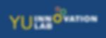 Innovation Lab Logo_White_Blue Bckgd.png