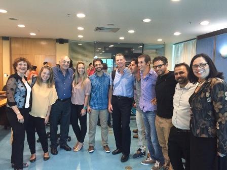 Brazil-Israel Course