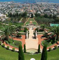 Bahai Gardens in Haifa