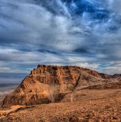 Desert area