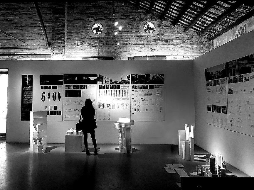 Exhibition of Ceramic Works, Urban Morphology, Spatial Dynamics