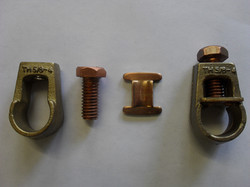 parts of clamp flap type
