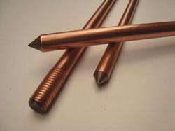 cooper bonded ground rods