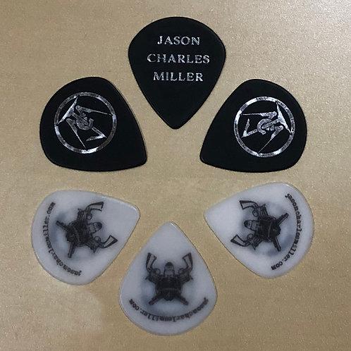 Custom JCM Guitar Picks