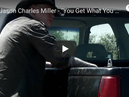 "Check out the music video for ""You Get What You Pay For."""
