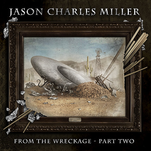 From the Wreckage - Part 2 CD - Autographed