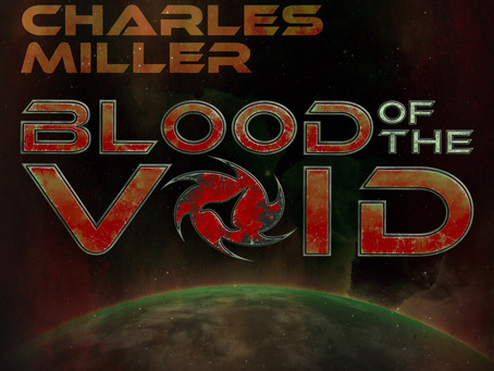"Check out my theme song for ""Blood of the Void!"""