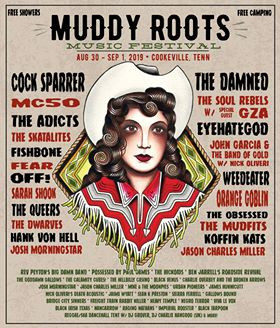 JCM to Play Muddy Roots Music Festival