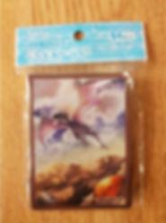 17. 64 Pokemon Center eksklusive sleeves