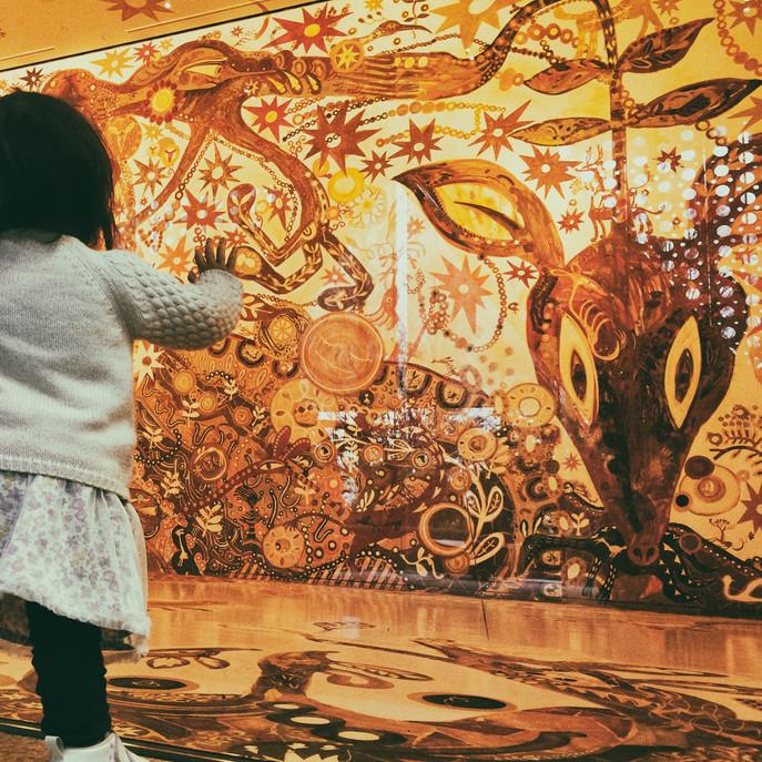 東京現代美術館に行ってきました