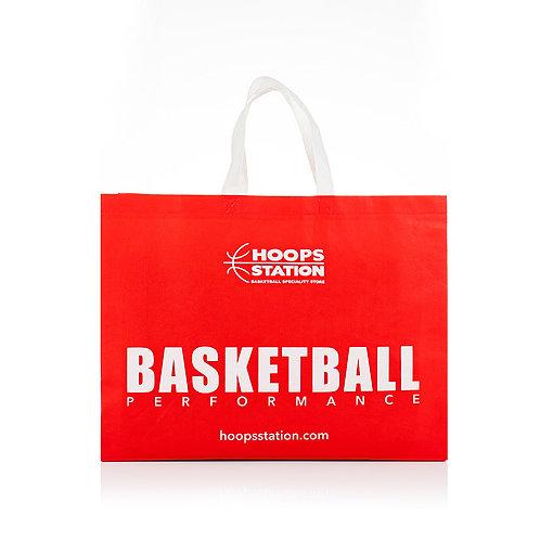 Non Woven Bag (Silkscreen, Heat Pressed Type)