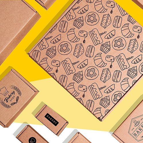 Eco Colour Courier Box