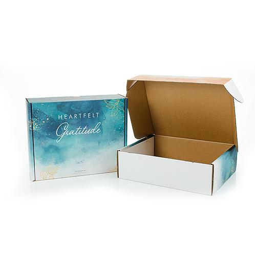 Ocean Blue Courier Box (L)
