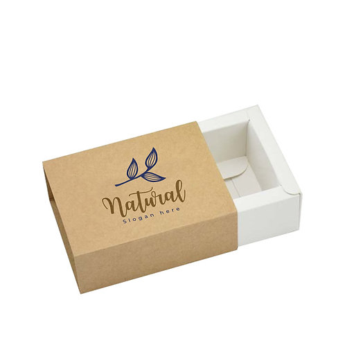 Drawer Box with sleeves
