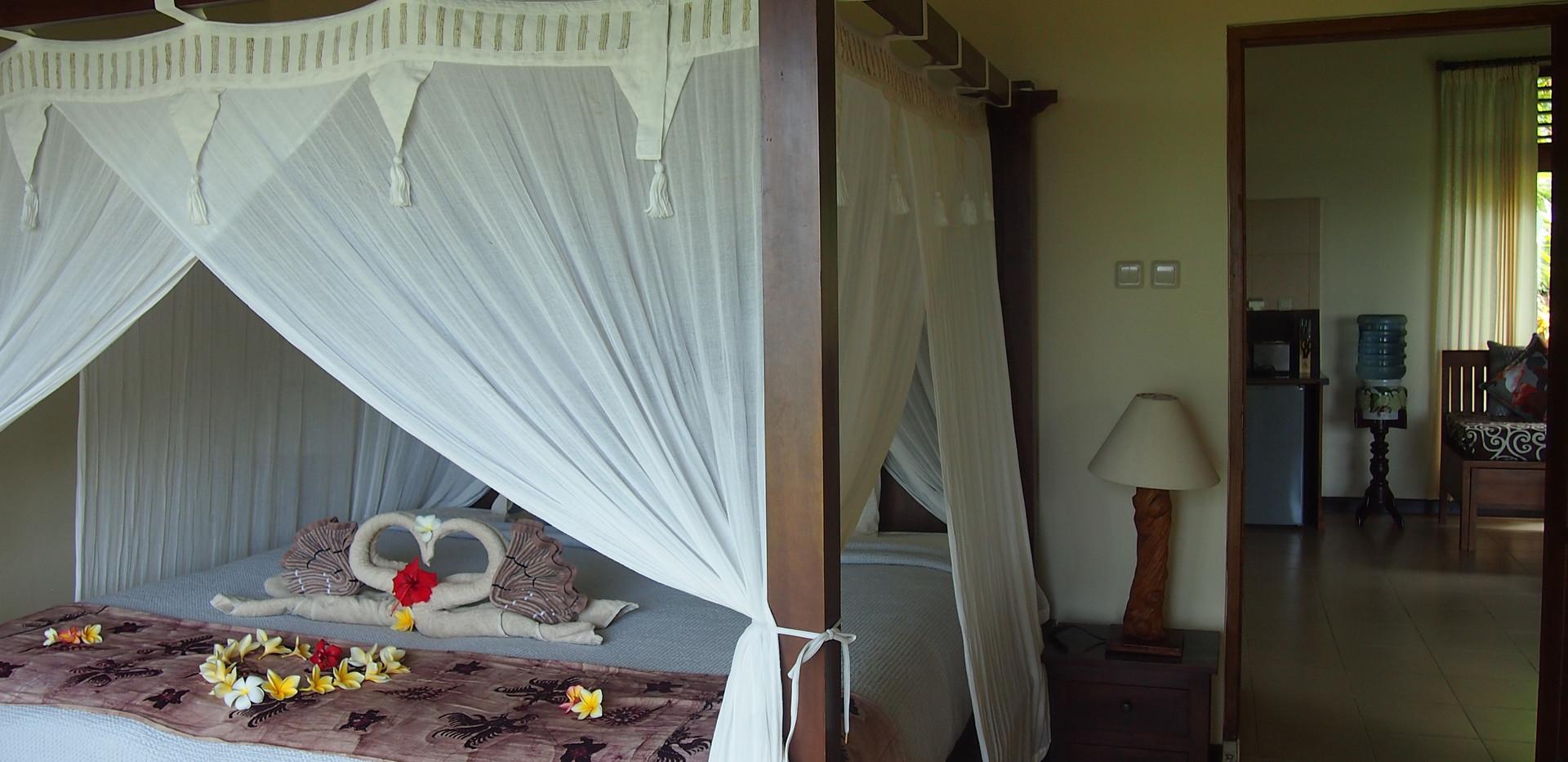 Jalak Putih Bedroom